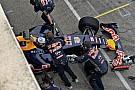 A Red Bull is az első tesztnapot választotta az autóbemutatóhoz