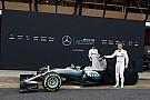 Hamilton eléggé kiakadt az új szabályok és autók hallatán...