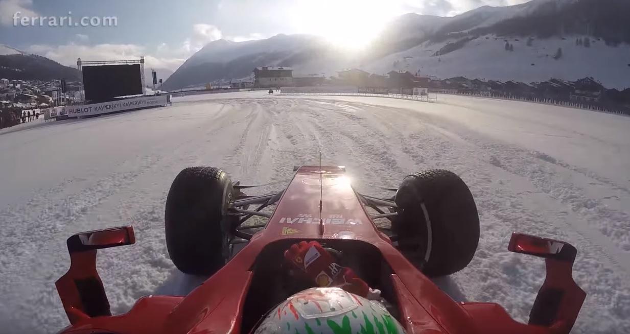 A Ferrari lemásolta a Red Bullt: itt a hivatalos videó