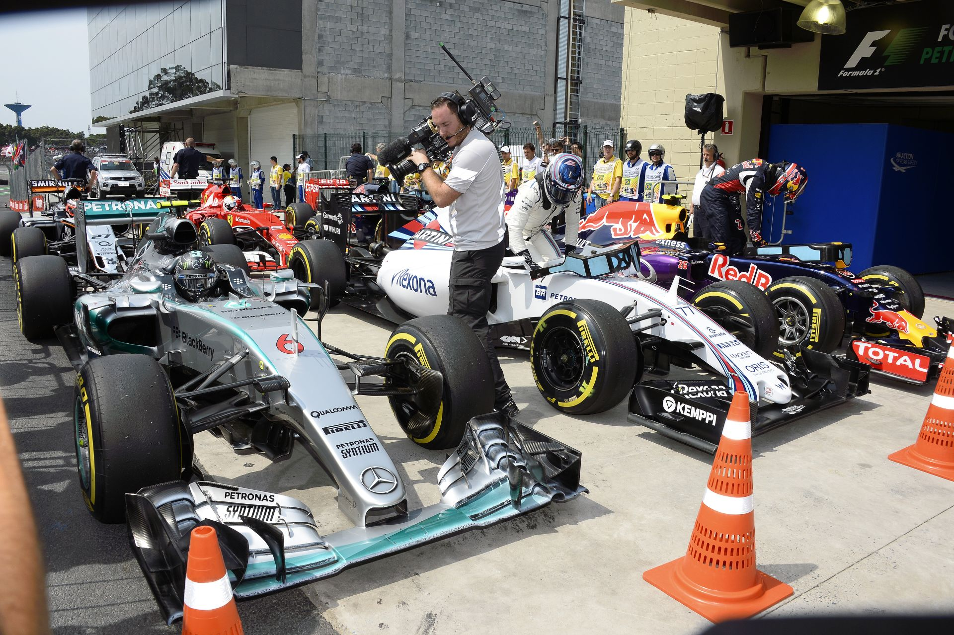 Így szavaztatok Ti az új F1-es időmérős rendszerről
