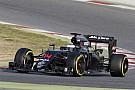 Videón, ahogy a McLaren gyorsulási versenyt játszott a Manorral