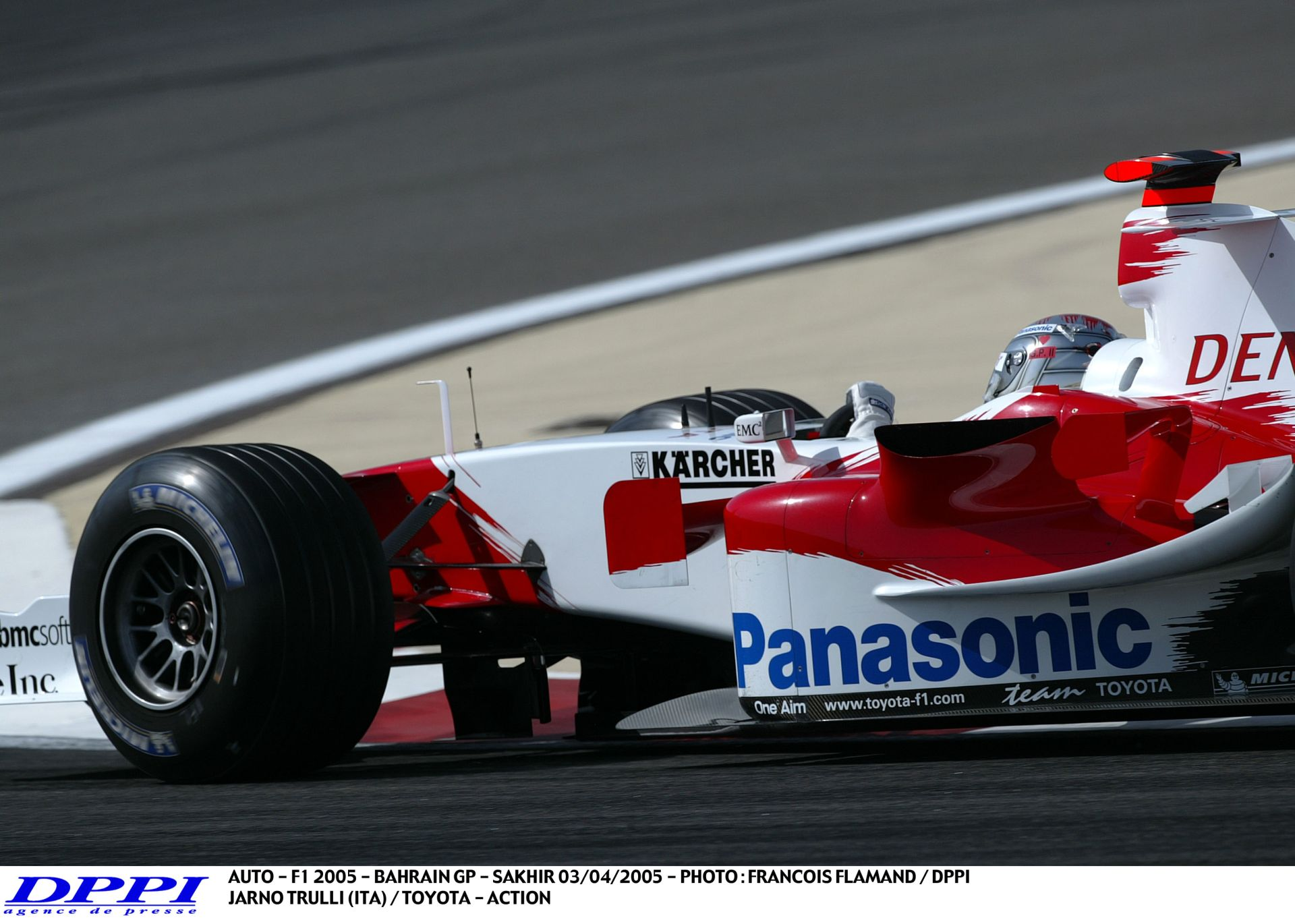 Amikor még volt Toyota a Forma-1-ben: Trulli lenyomta Schumachert és a Ferrarit
