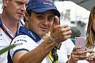 Massa otthon érzi magát a Williamsnél - nem úgy, mint anno a Ferrarinál...
