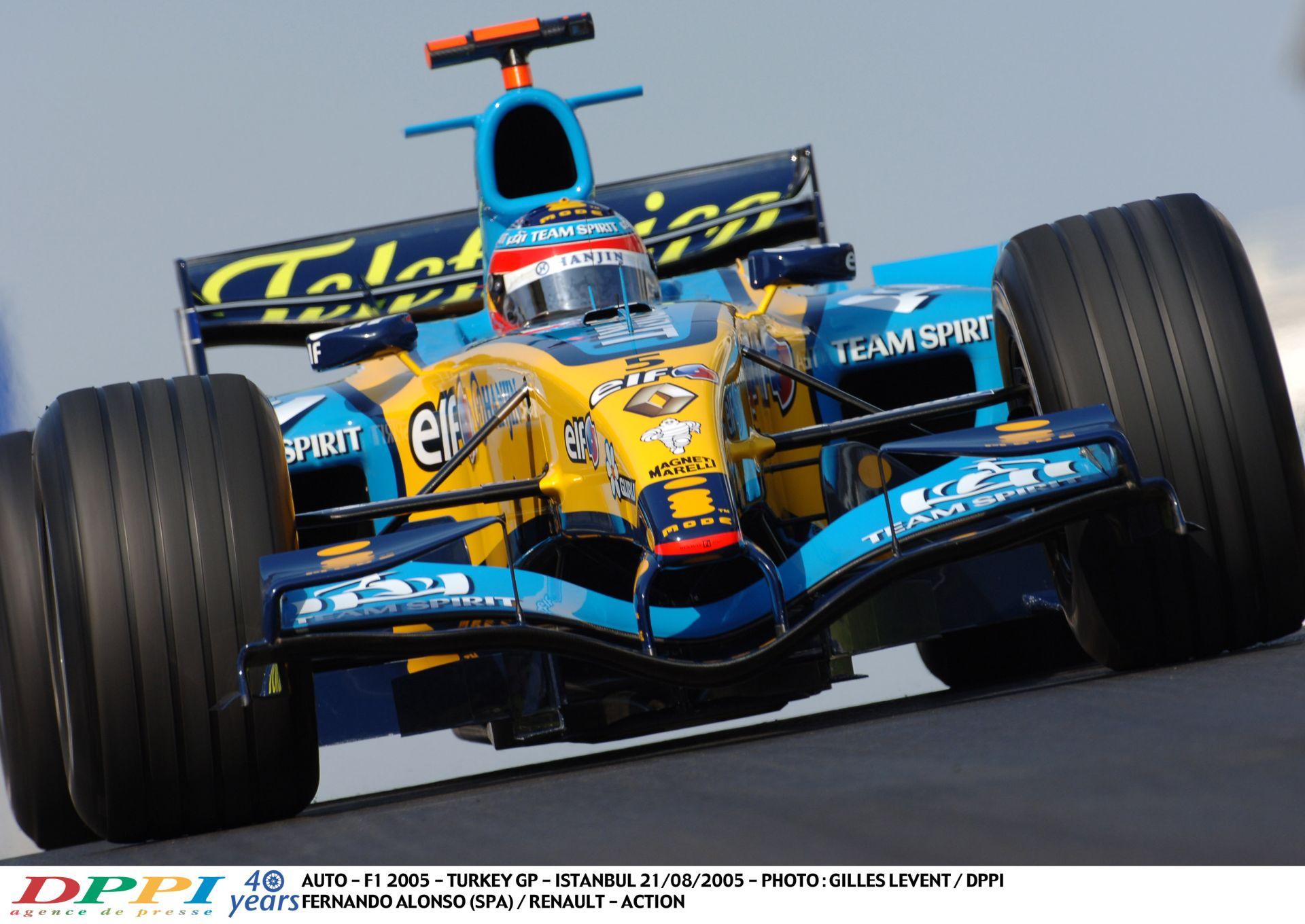 Szegény Alonso… Ekkor még tudta, hogy milyen egy gyors autó