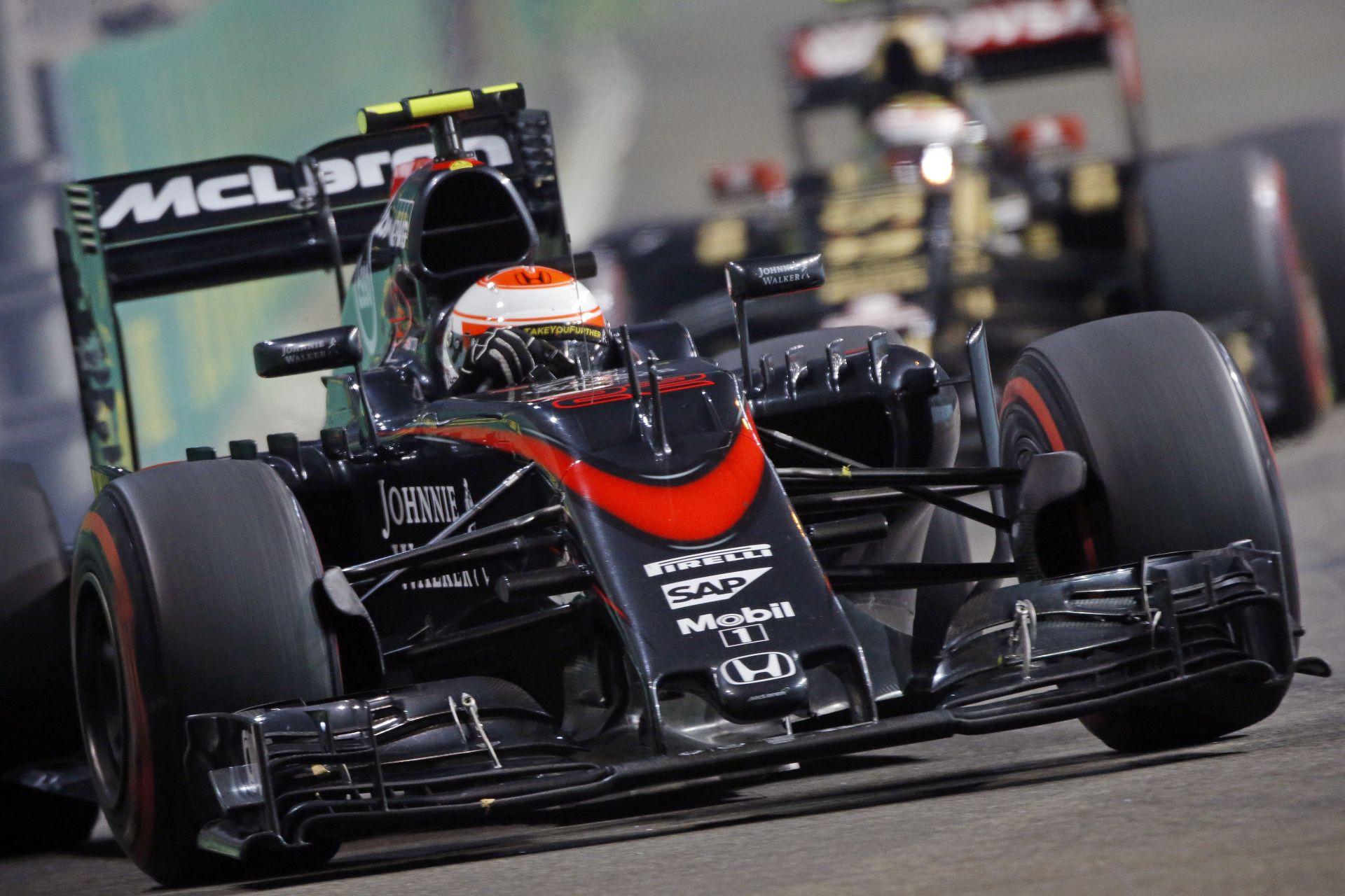 A McLaren nem sajnálja a szűk tervezési koncepciót – ragaszkodnak hozzá!