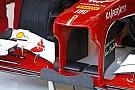 A Ferrari rövid orra sokadik próbálkozásra átment a törésteszten!