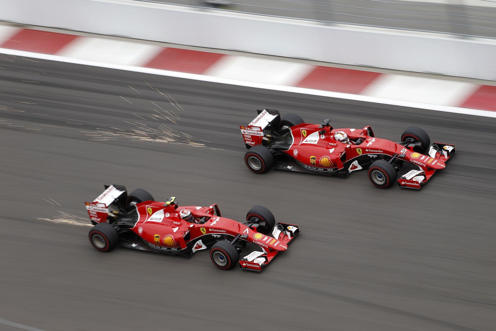 Változni fog pár alapvető dolog a Ferrarin, és Vettel szerint ezt észre is fogjuk venni
