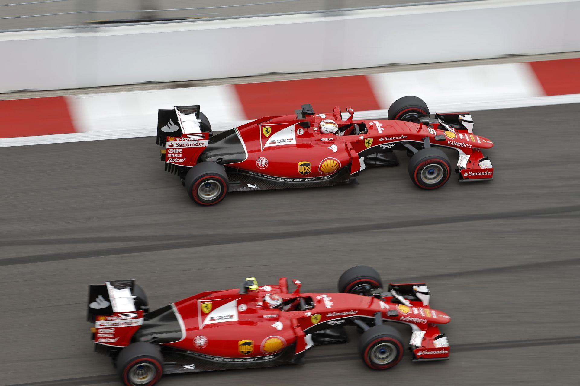 ÉLŐ F1-ES MŰSOR a Gokart Arénából: Vettel rettentően gyenge volt, Raikkönen ismét KO, senki nem ad motort a Red Bullnak…