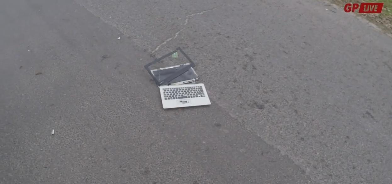 """Brutális kivégzést kapott a """"Raikkönen-laptop"""""""