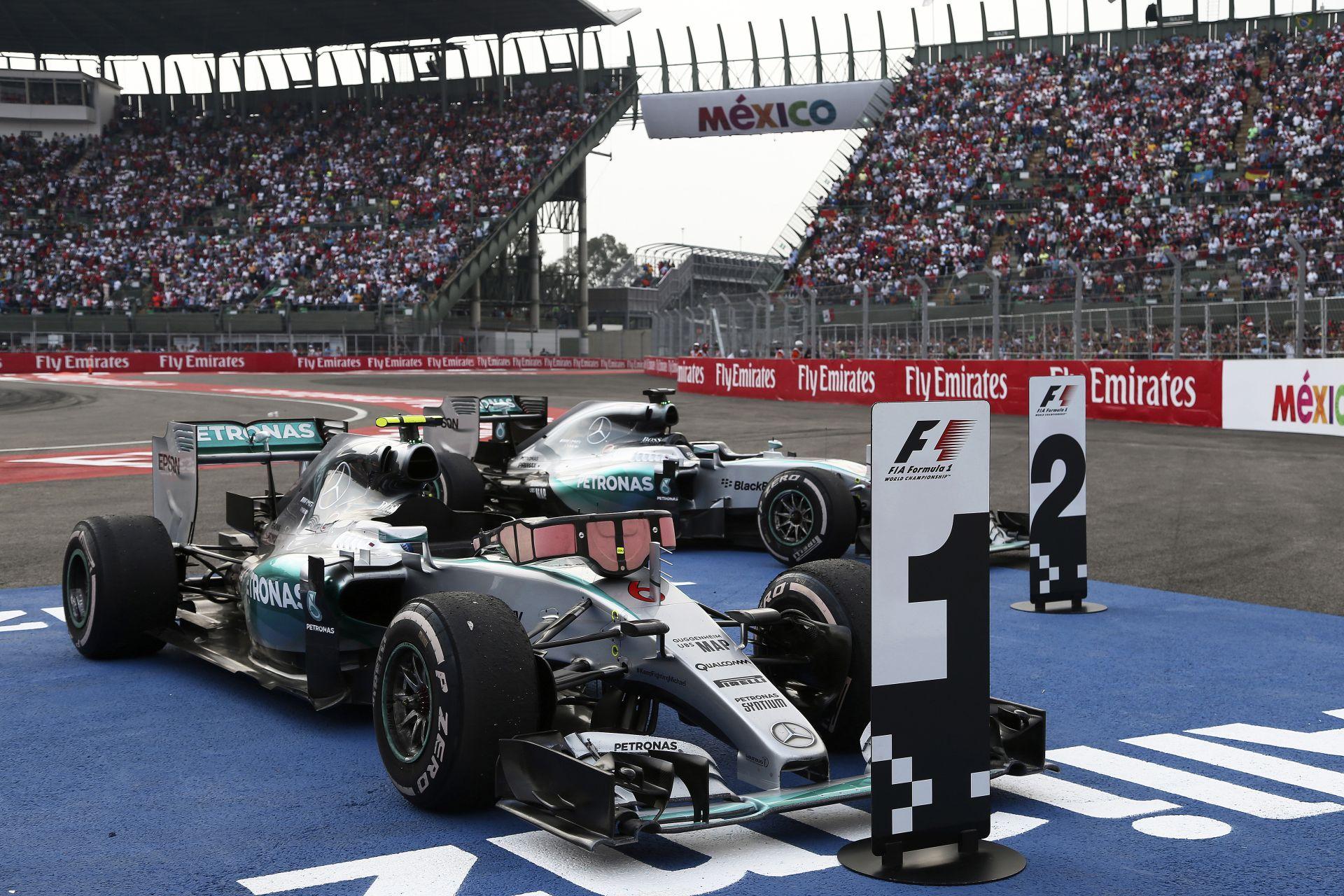 F-csatornát fog tesztelni a Mercedes Interlagosban?