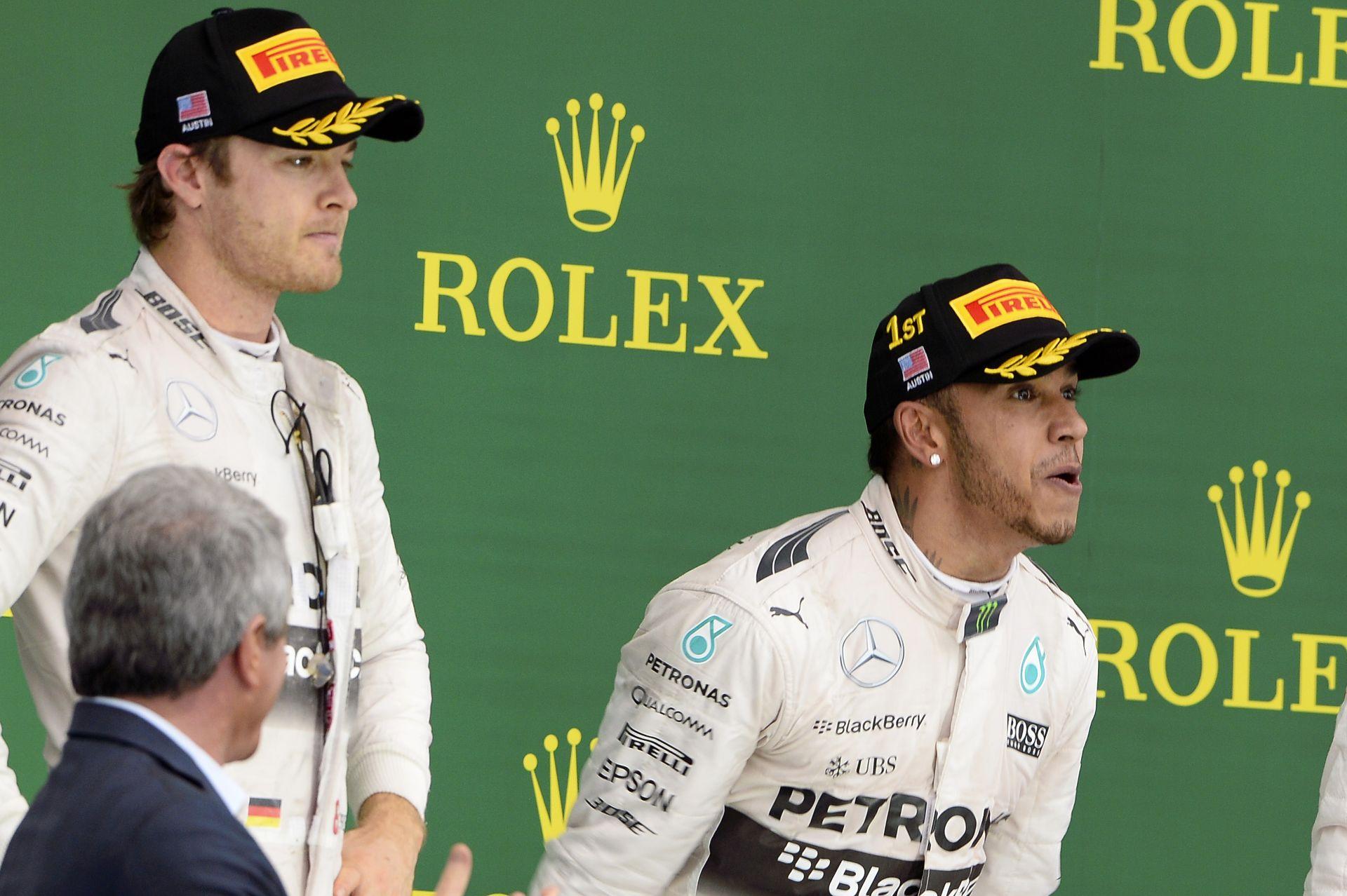 Hamilton túltolta az elmúlt heteket: egy fotózásra is ittas állapotban érkezett