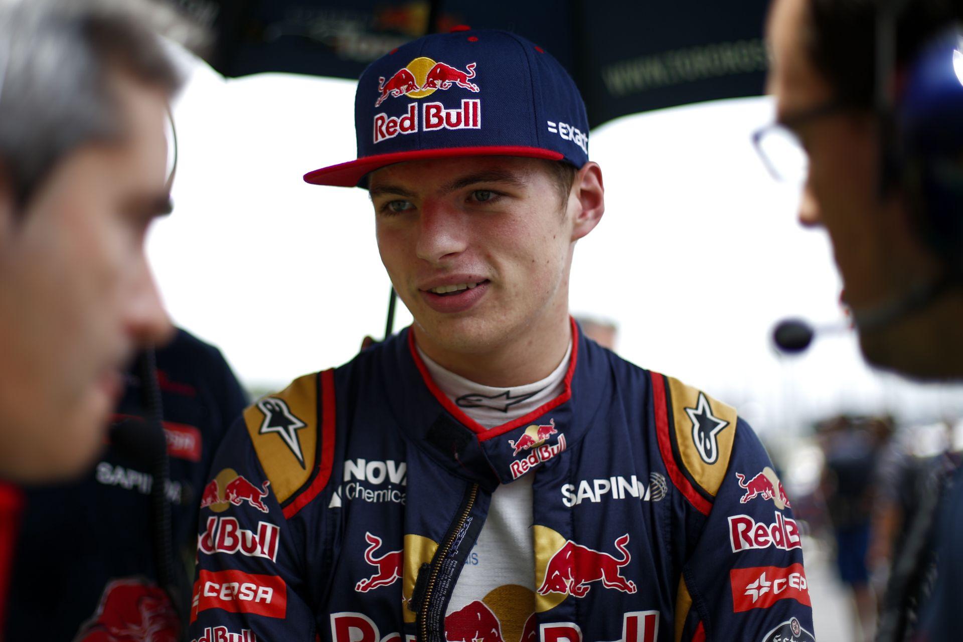 """Verstappen: """"Ha egy Mercedes van alattam, már idén harcolhattam volna a bajnoki címért"""""""