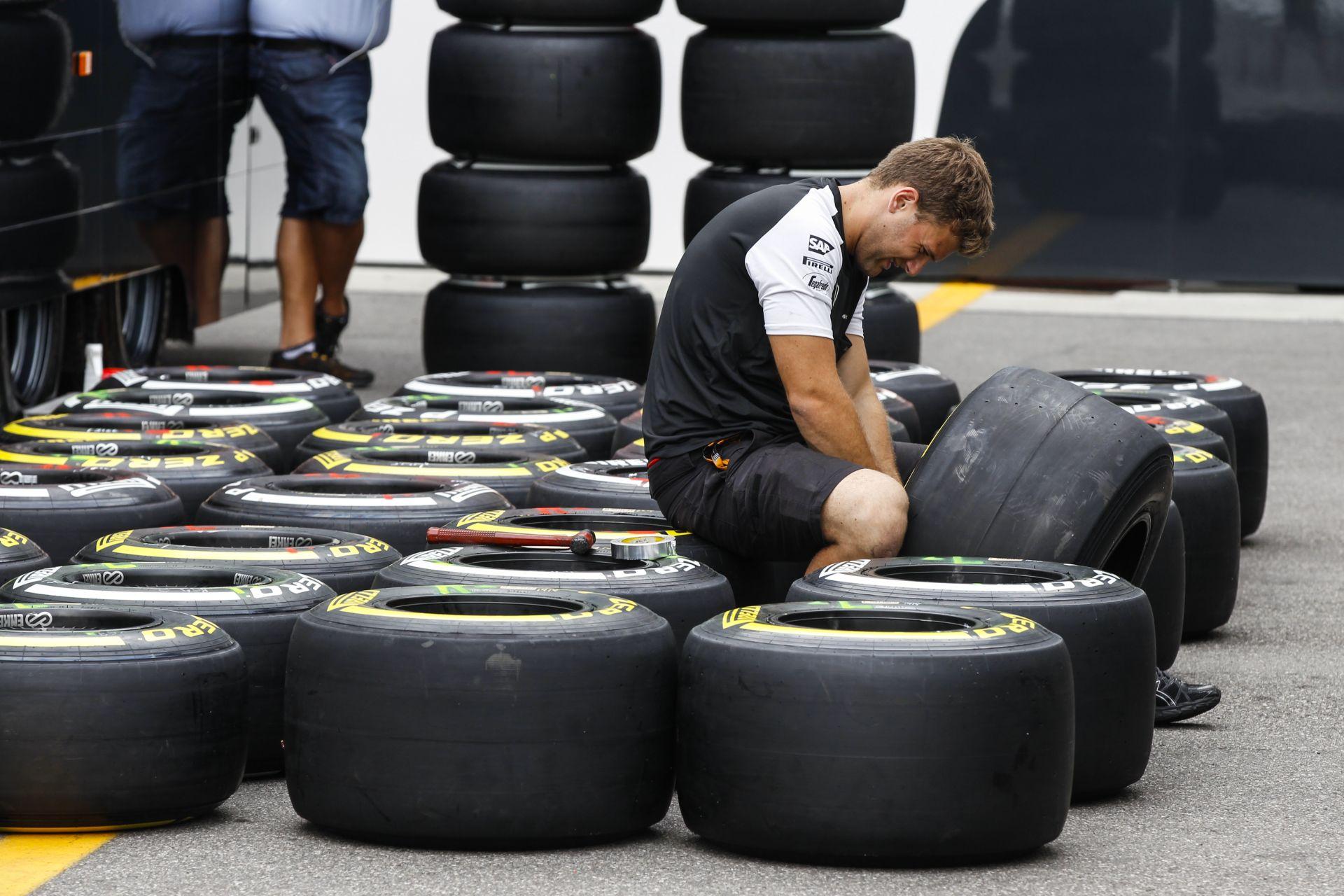 """A Pirellinek """"messze nem elég"""" egyetlen egy Forma-1-es teszt az Abu Dhabi Nagydíj után!"""