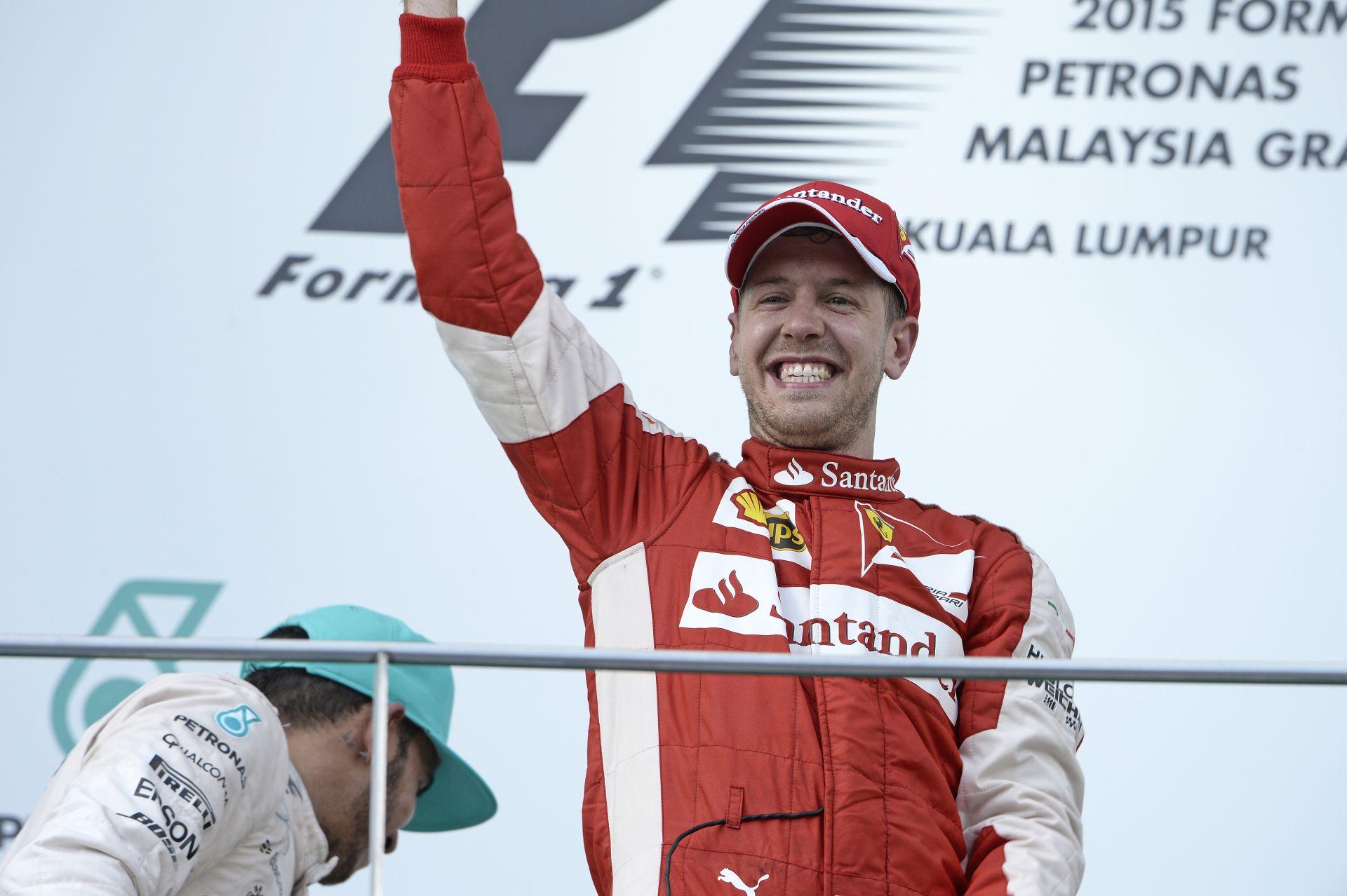 Ecclestone már nagyon örülne a Ferrari bajnoki címének a Forma-1-ben