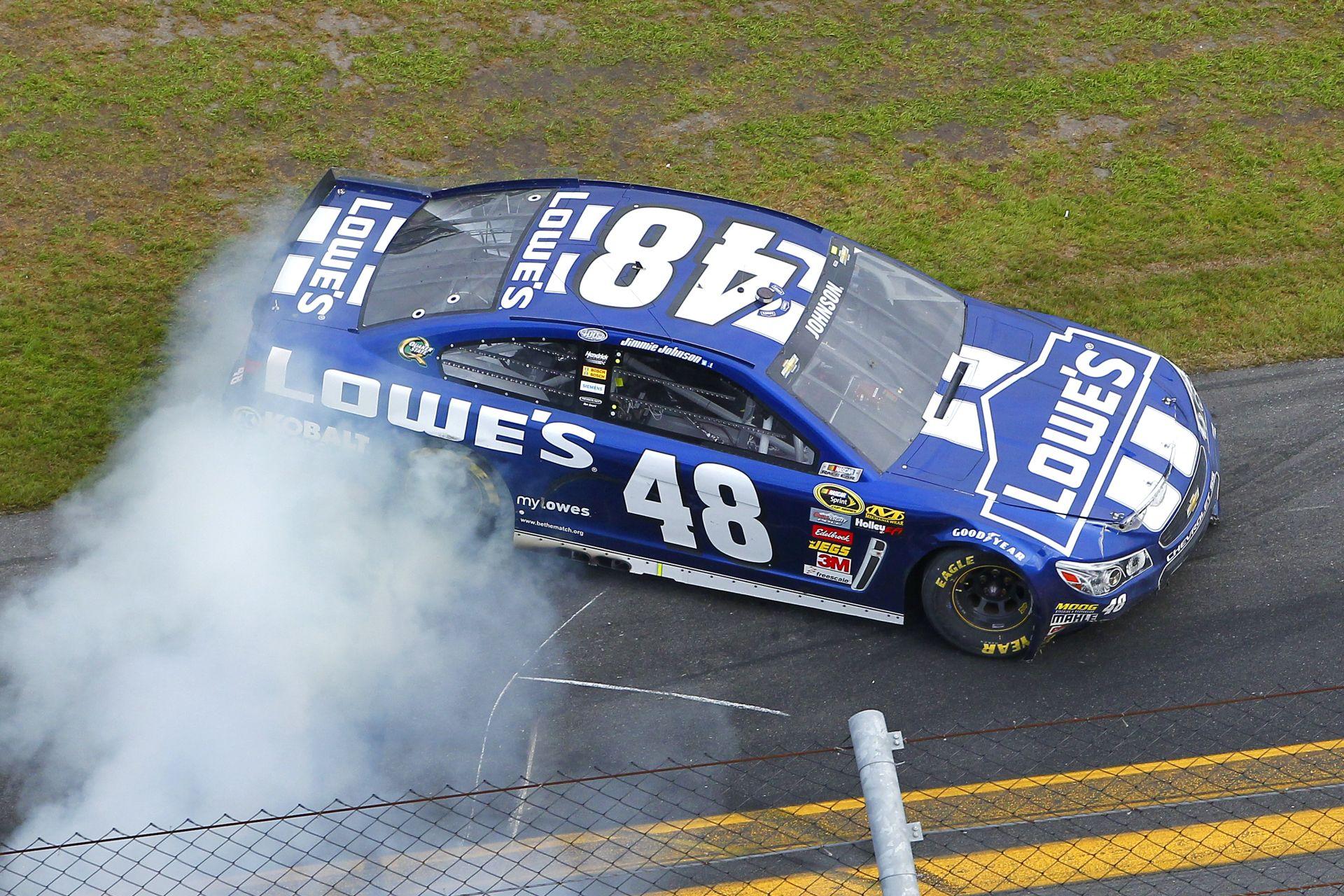 """Hamilton: """"A Forma-1 sokat tanulhatna a NASCAR-tól…"""""""