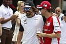 """Alonso: """"Vettel csodálatos munkát végzett idén, de majd meglátjuk, bajnok lesz-e a Ferrarival"""""""