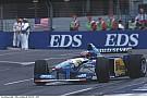 Schumacher 1995-ben ezen a napon olyat előzött, hogy ha lett volna Facebook, az nemcsak este áll le!