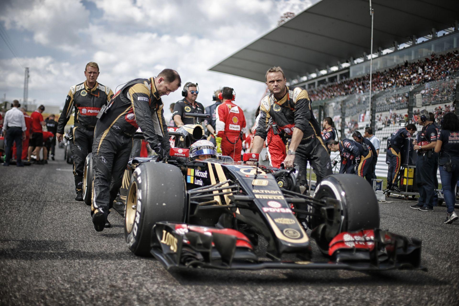 A Lotus most keresi Grosjean utódját - nem kell aggódni, sok a jó opció!