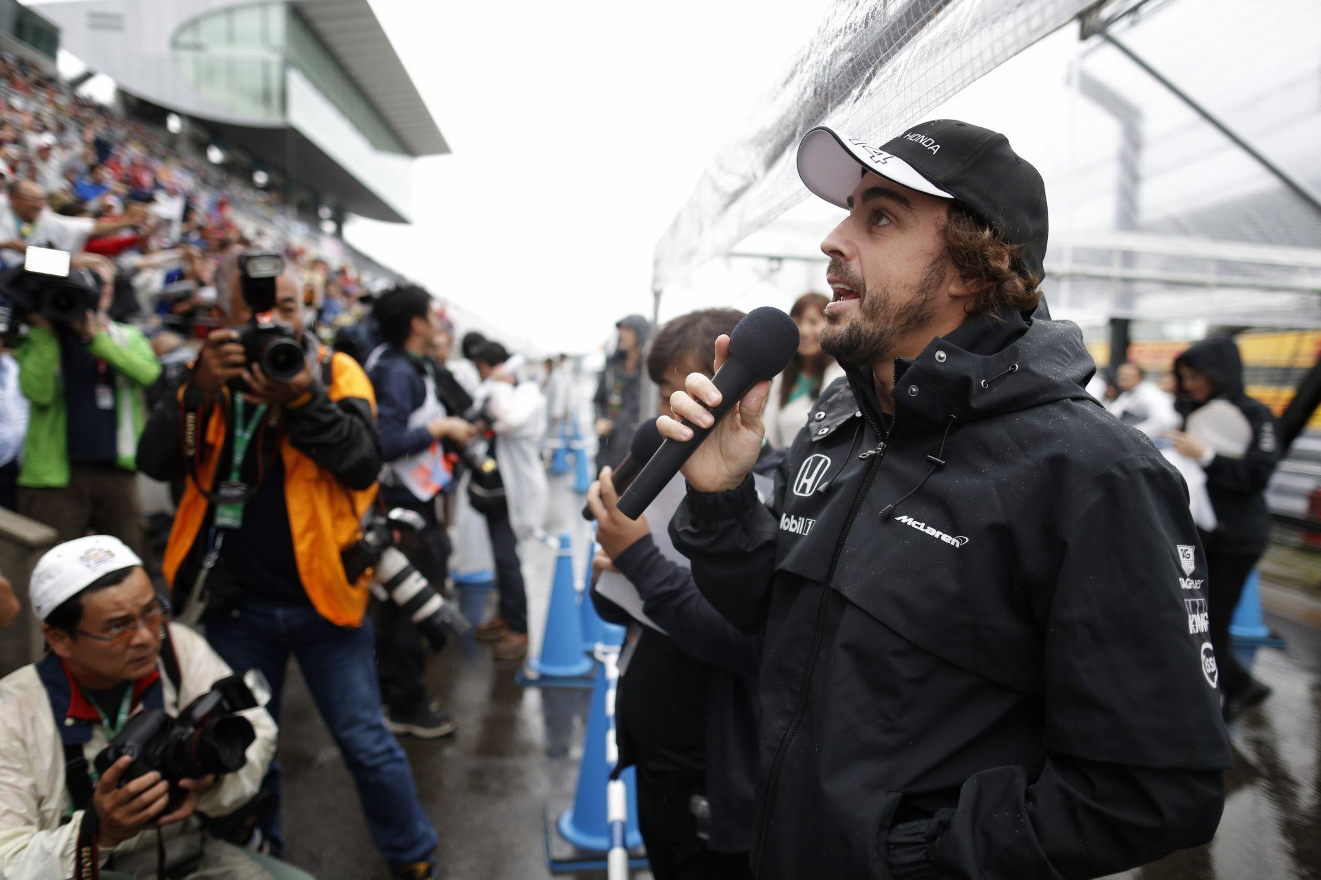 Alonso ultimátumot adott a McLarennek – három kívánsága van!