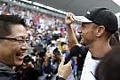 """McLaren: """"Hihetetlen nagy motiváció számunkra, hogy Button velünk marad"""""""