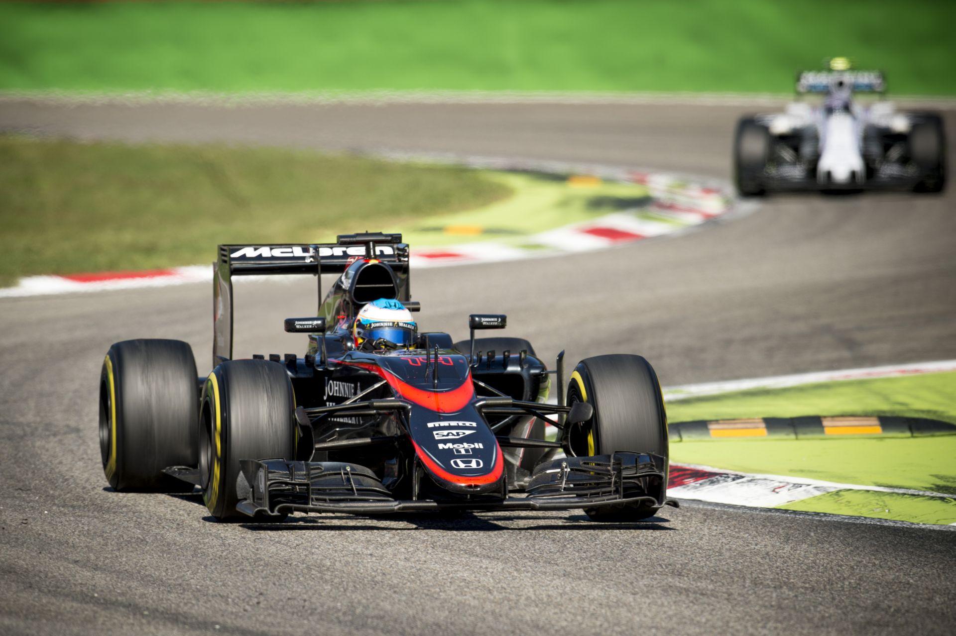A Honda dupla, vagy semmit játszik! Ebbe hogy mehetett bele a McLaren?