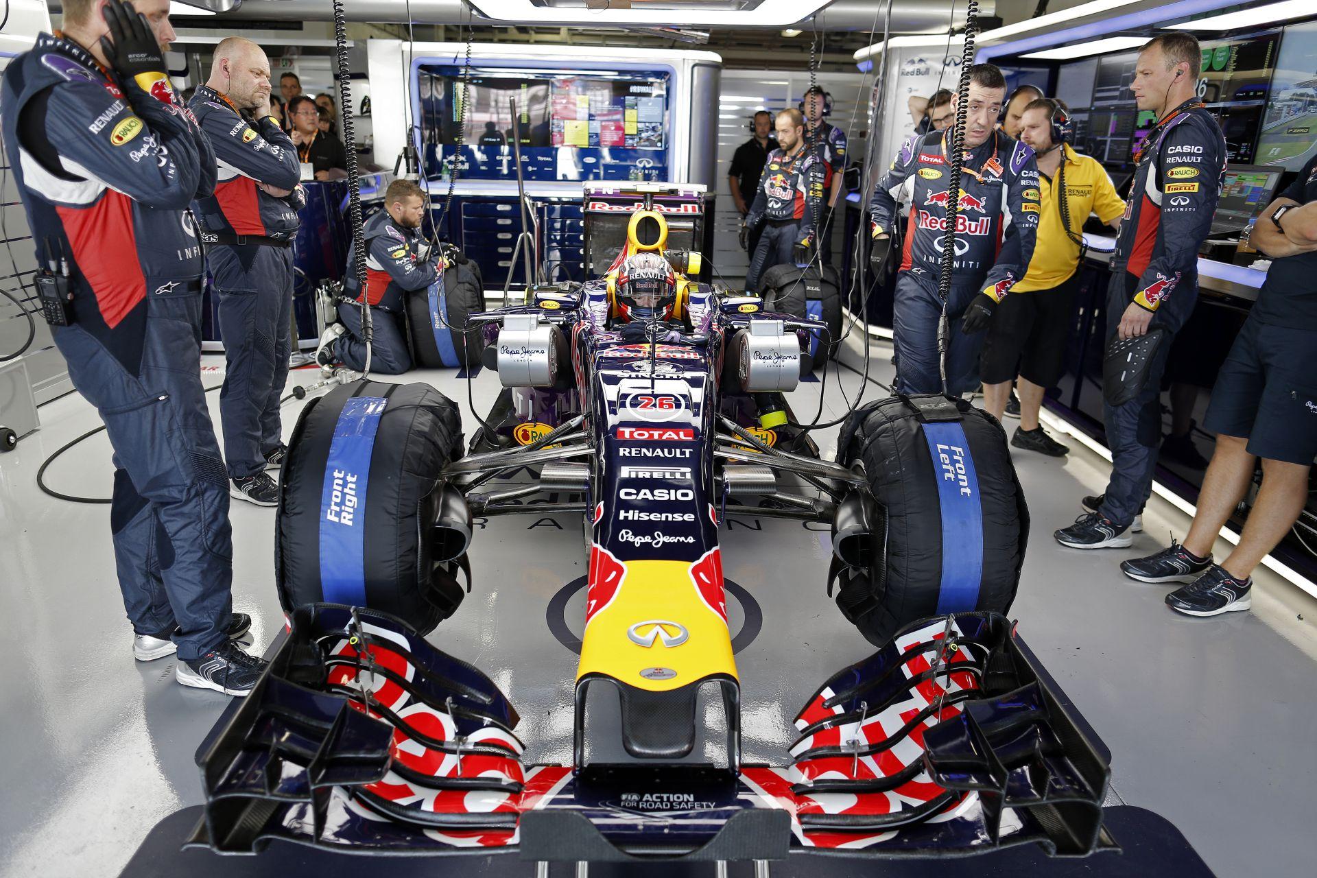 Red Bull: amint van hivatalos álláspont, beszámolunk róla!