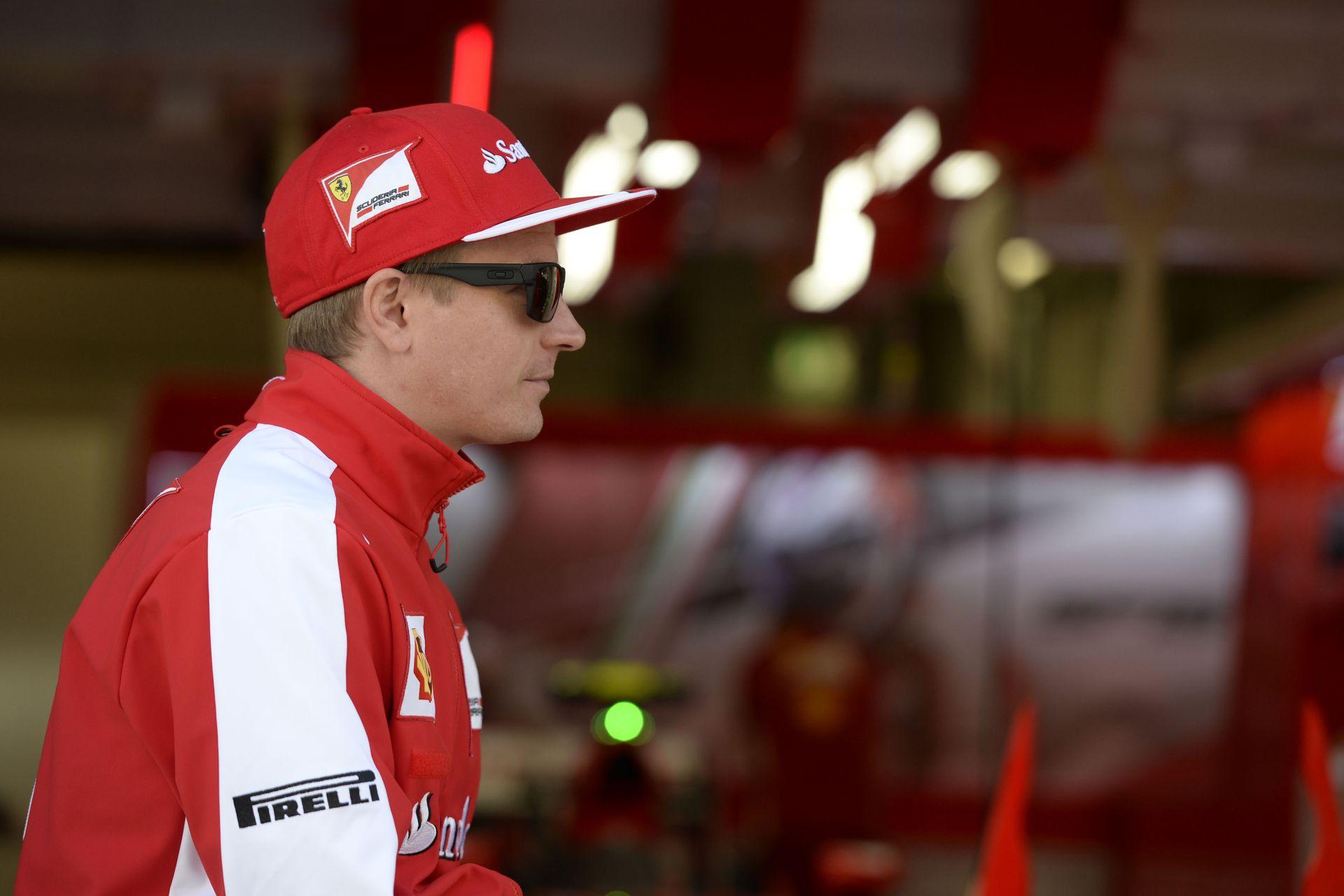 Így röhögött Raikkönen zúzásán a legendás holland F1-es kommentátor Szocsiban élő adásban