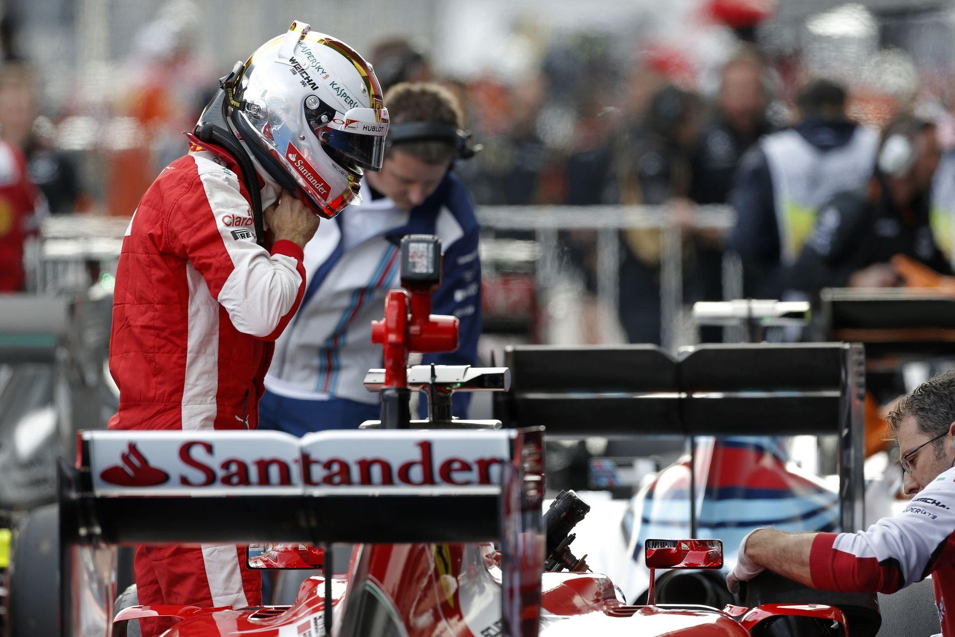 Akkor is büntetnek, ha ártatlan vagy: motordilemma a Ferrarinál