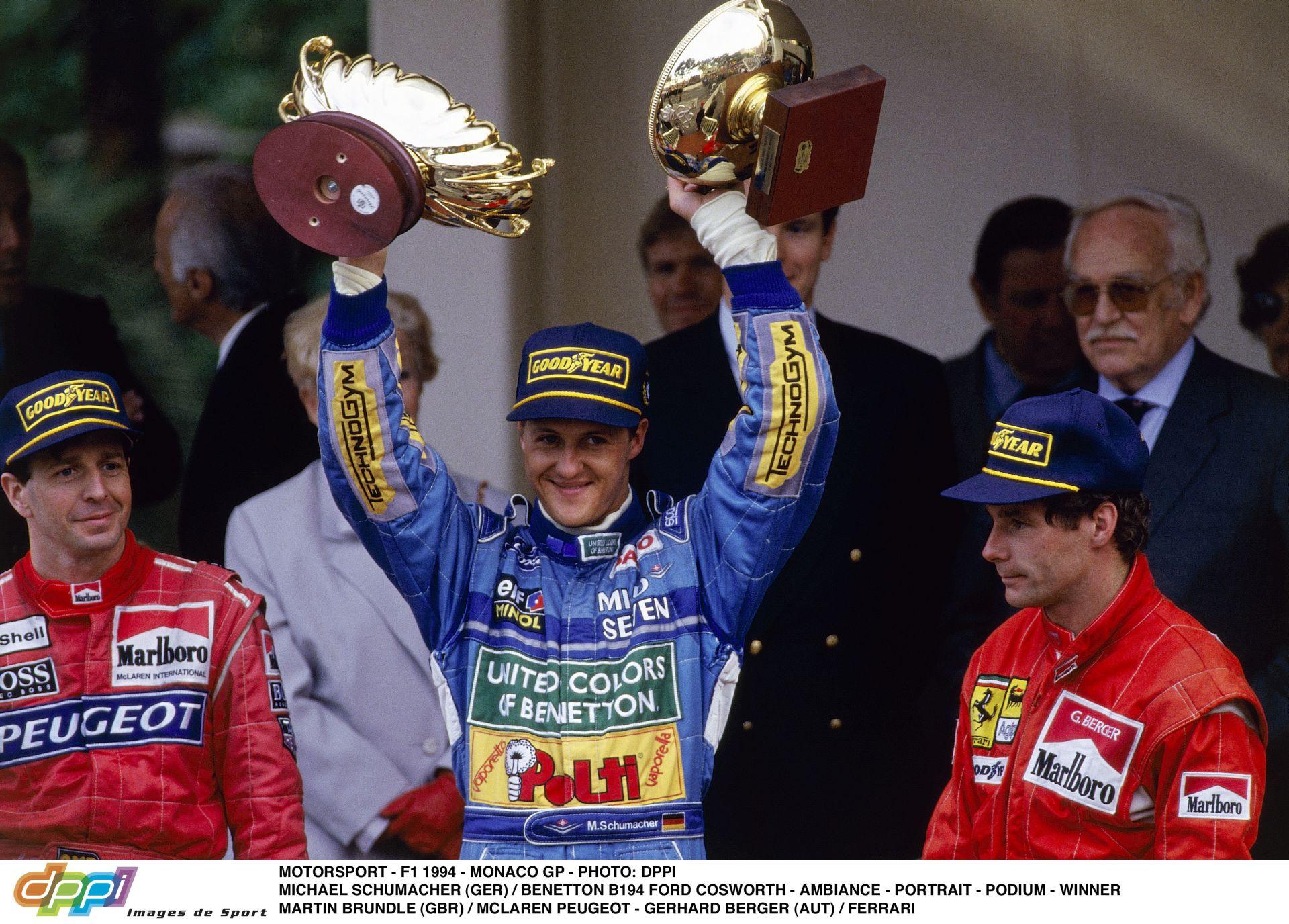 A Benetton utolsó F1-es versenye, éppen ezen a napon 2001-ben