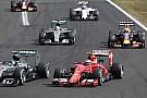 F1 2016: szabadabb szezon közbeni fejlesztések, régi motorok és semmi alternatív erőforrás!
