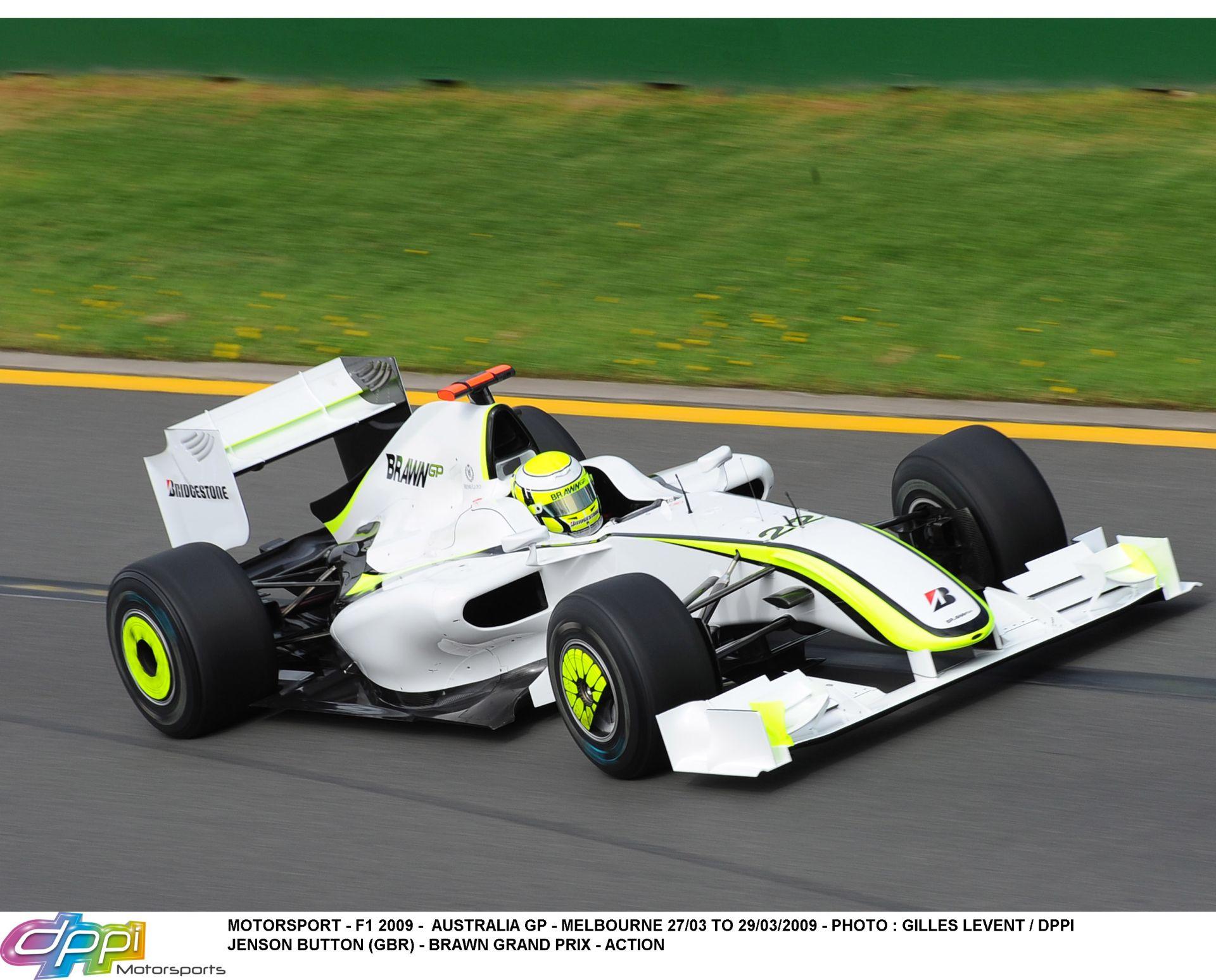 Egy F1-es autó, mely sokkolta a világot: Brawn GP