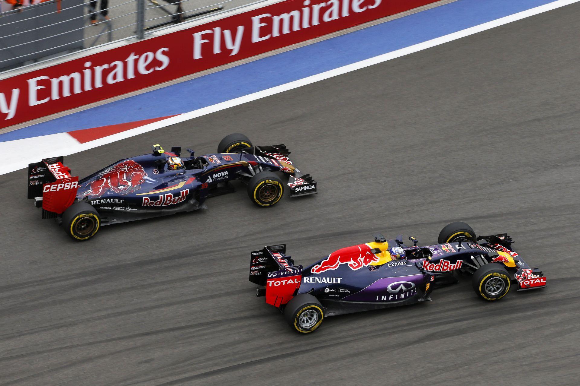 Csak a Red Bull veti be a Renault legújabb fejlesztésű motorját?
