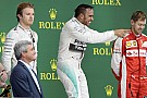 GP-Live a kulisszák mögött: milyen lehetett átélni Hamilton és Rosberg sapkadobálását?!