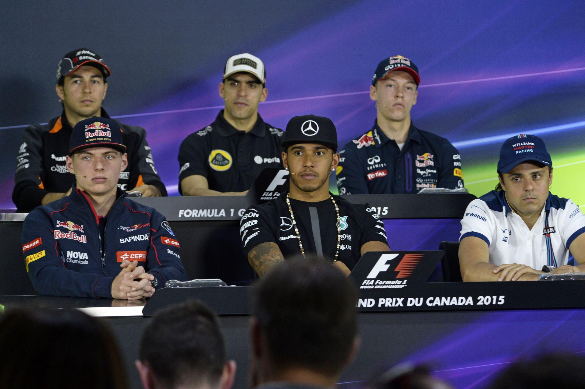 """Verstappen: """"Nem érdekel, hogy ki a csapattársam, Hamilton is lehetne az…"""""""