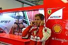 Vettel inkább nem mondaná el kedvenc olasz kifejezését: sokat káromkodnak a garázsban