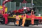 Ciki: meghúzták Kimi Raikkönen 2008-as Ferrariját