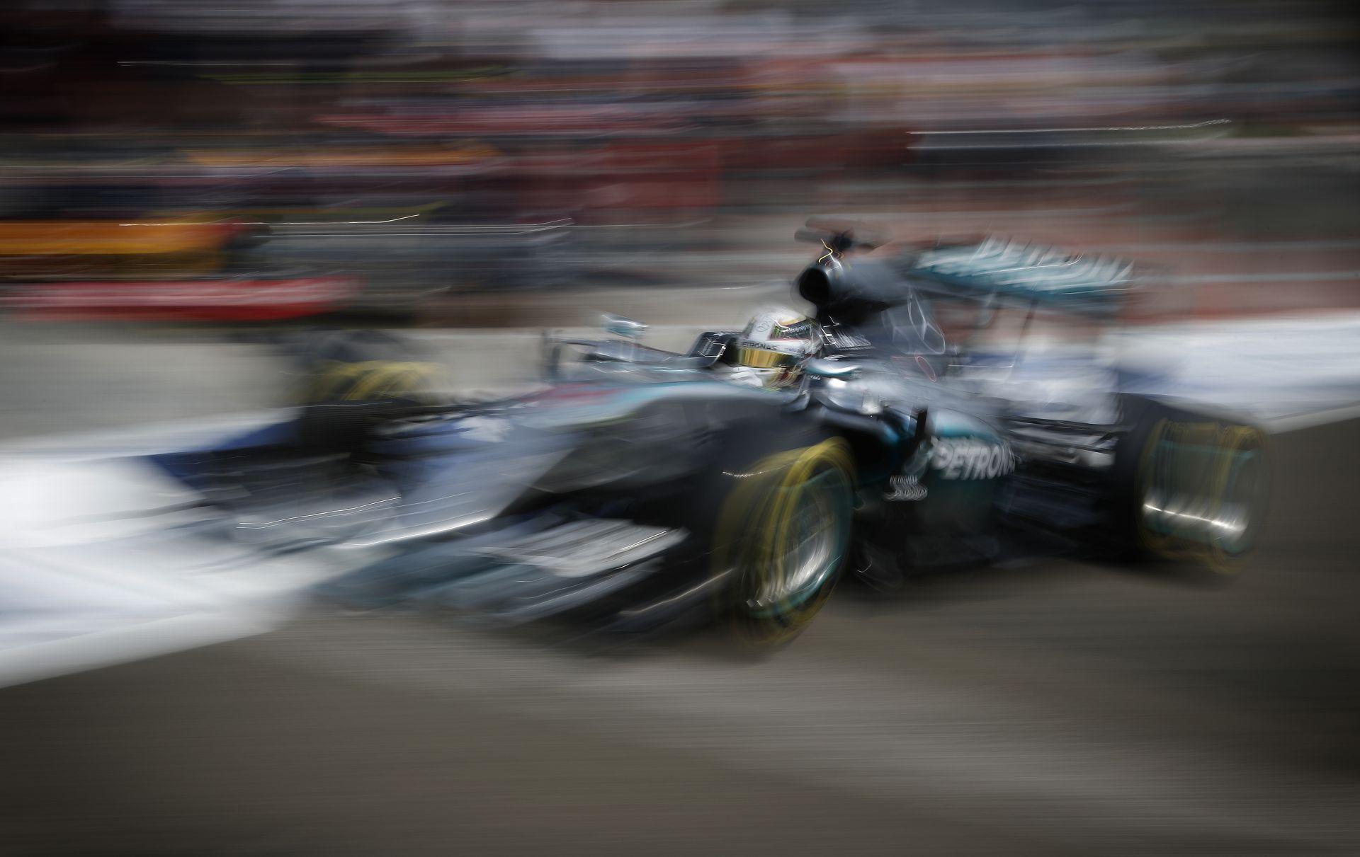 A Mercedes Monzában lépéselőnyben van az ügyfeleihez képest!
