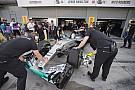 A Mercedes nagyon titkolózik...