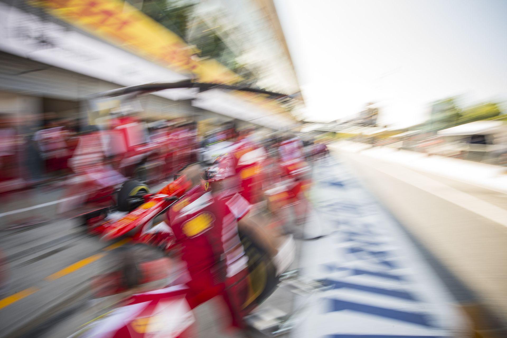 Räikkönen: A rajtnál mindent úgy csináltam, ahogy szoktam!