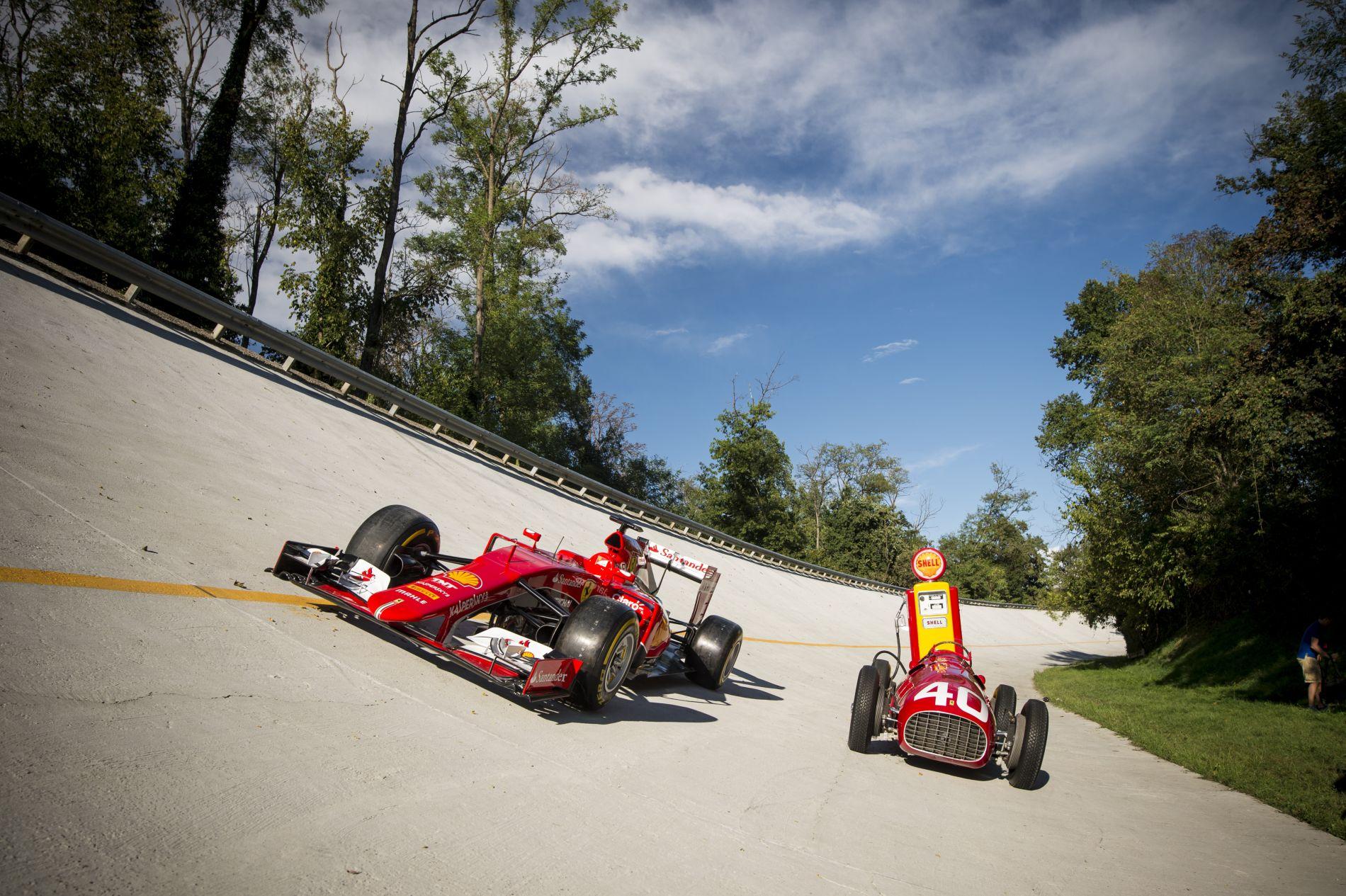Mintha a Ferrari üzemanyagpartnere nem fejlesztene: jövőre szoros harc lesz a címért