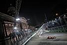 Egy részeg angol szurkoló ment ma be a pályára az F1-es verseny ideje alatt