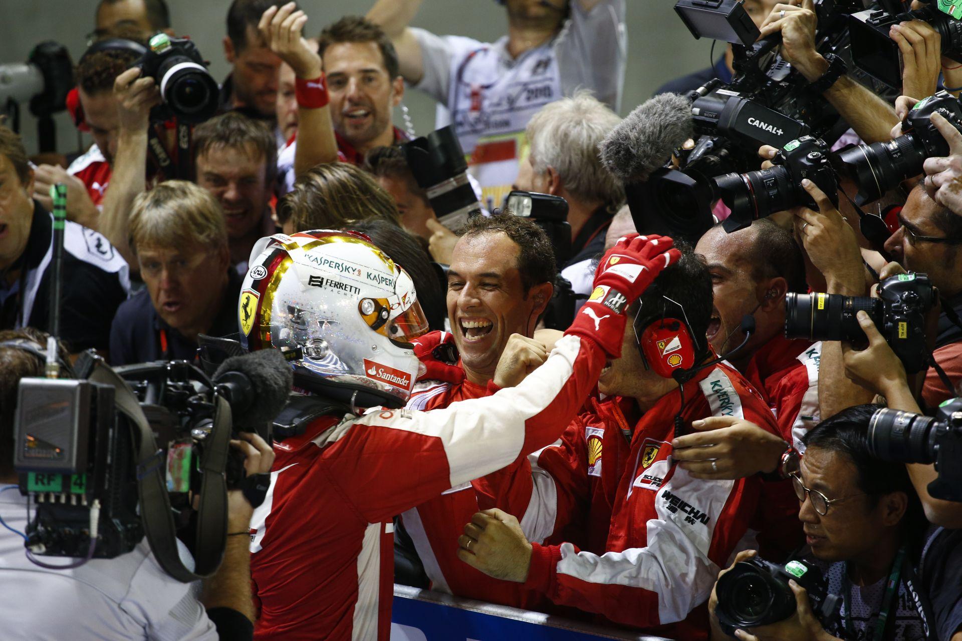 ÉLŐ F1-ES MŰSOR: Vettel lesz 2015 Forma-1 bajnoka? Button távozik? Hamilton összeomlik?