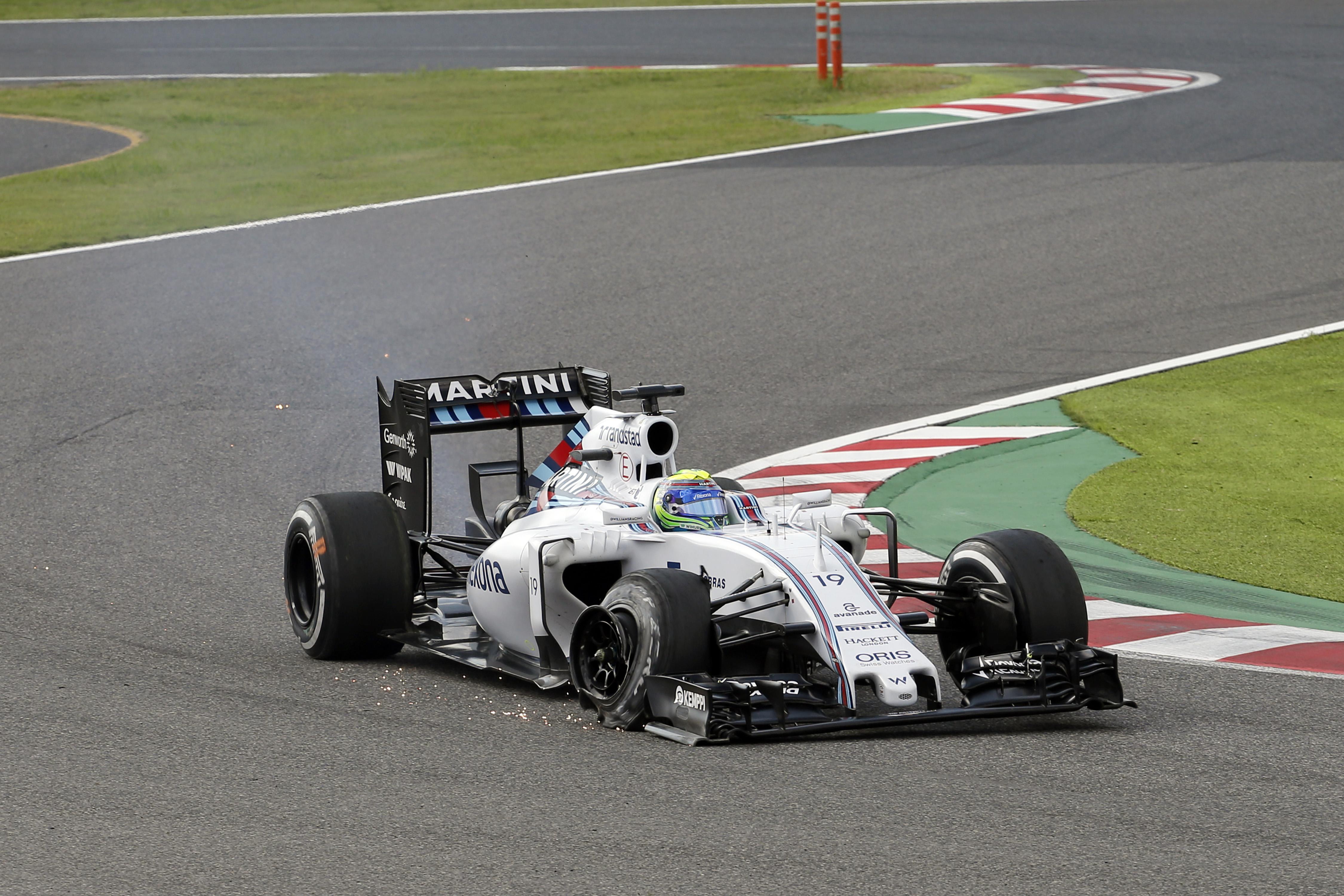 """A Williams a """"semmiben"""" ragadt: a Red Bullnál gyorsabb, viszont a Ferrarinál lassabb"""