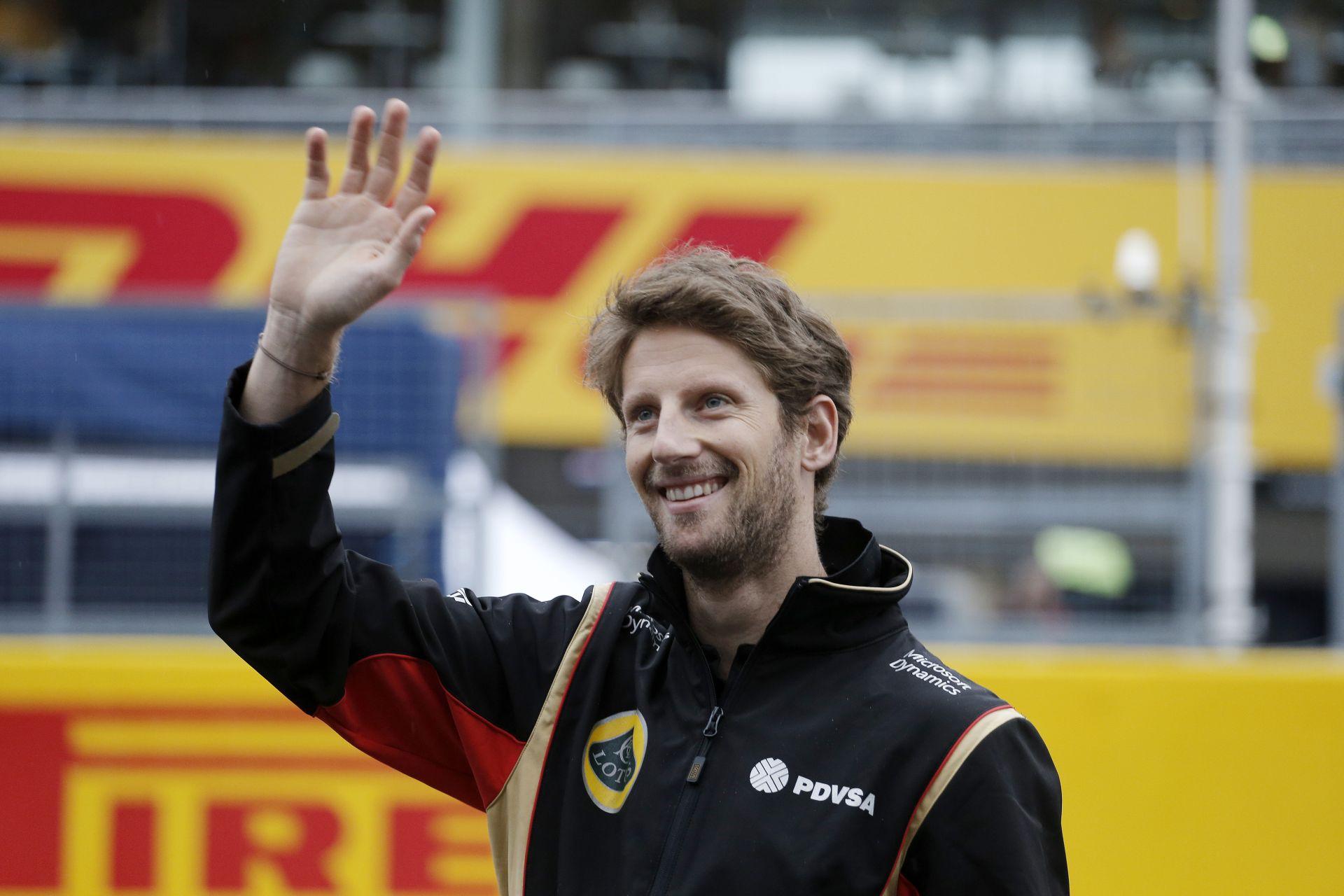 Romain Grosjean álma válna valóra, ha egy szép nap a Ferrari versenyzője lehetne