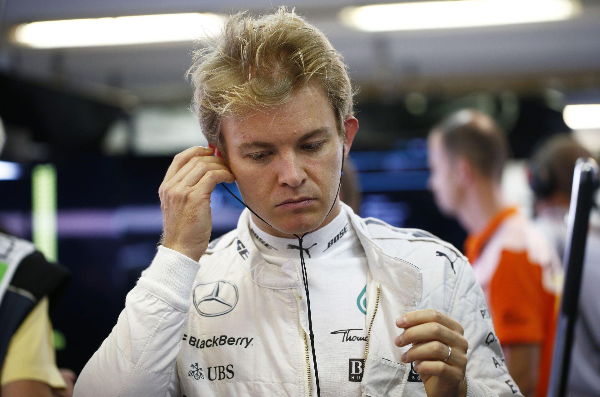 Pontosan emiatt nem lesz soha világbajnok Rosberg…