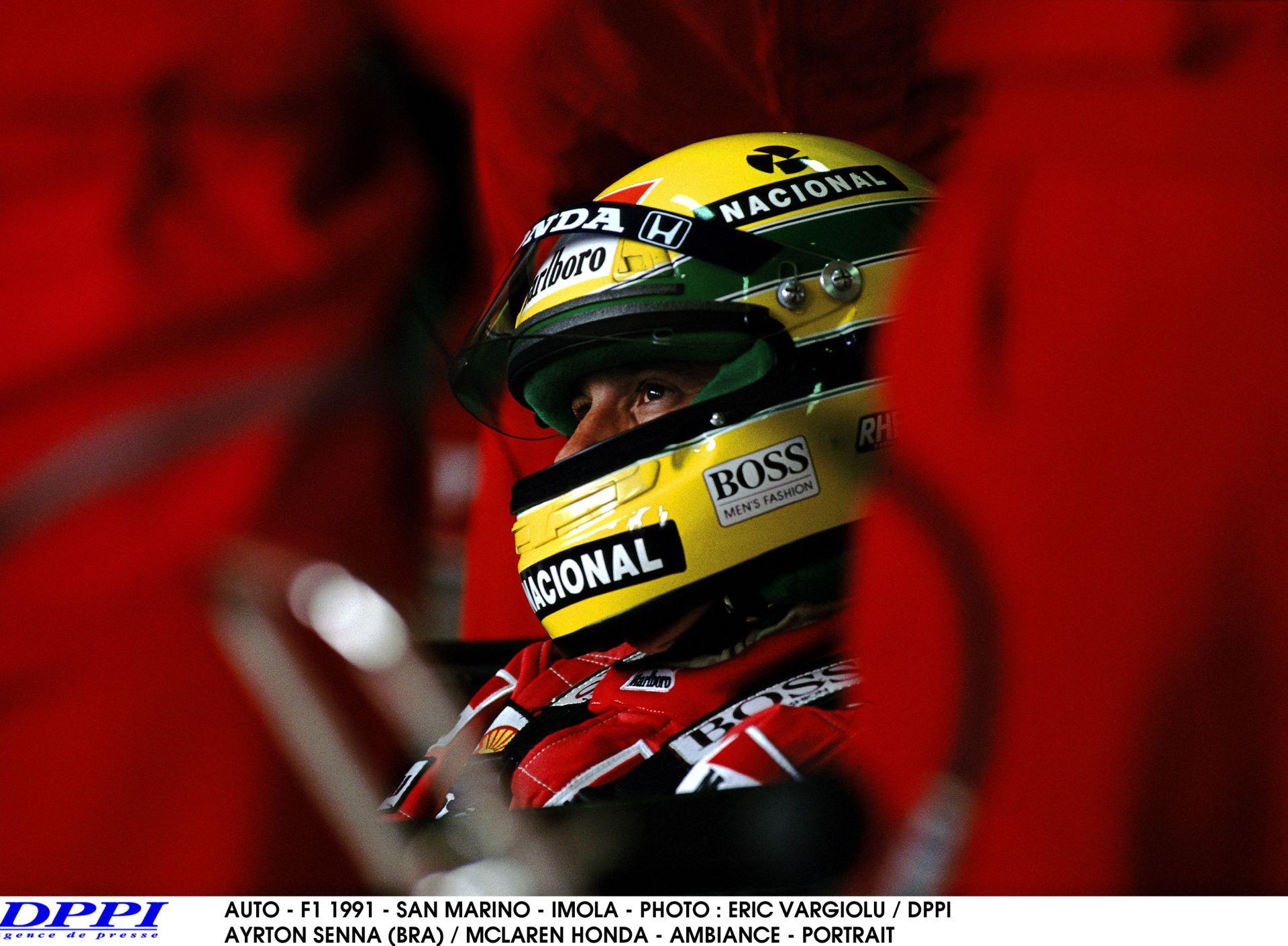 Ayrton Senna-győzelem ezen a napon a Magyar Nagydíjon 1991-ből - Palik László közvetít