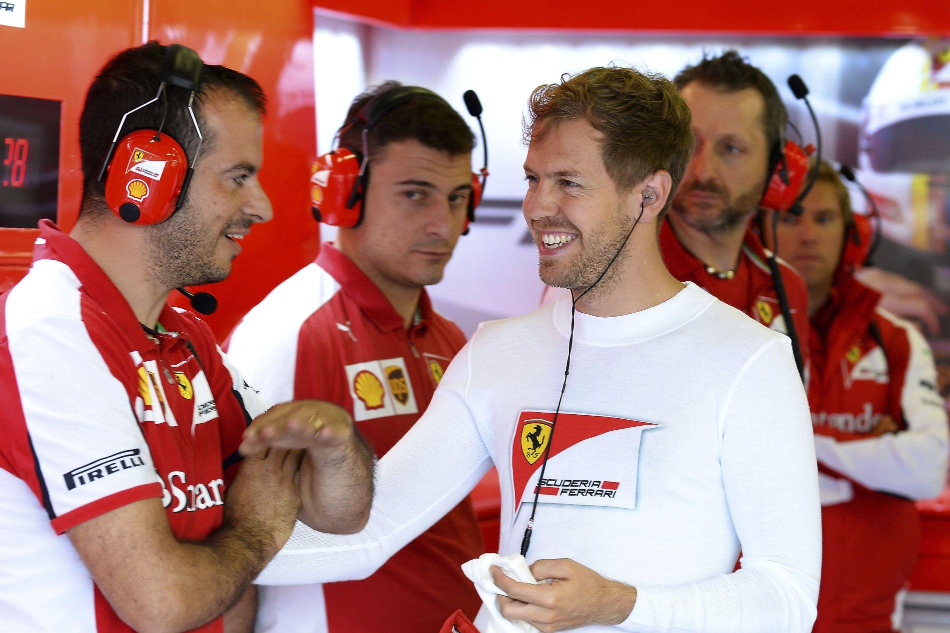 Vettel szeretne egy LaFerrarit, de attól tart, mind elfogyott