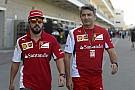 Alonso: Semmilyen csodára nem számítok vasárnap a Ferrarival