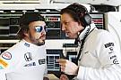 Alonso: ha nem jön az infó a rádión, akkor ösztönből oldod meg a feladatot