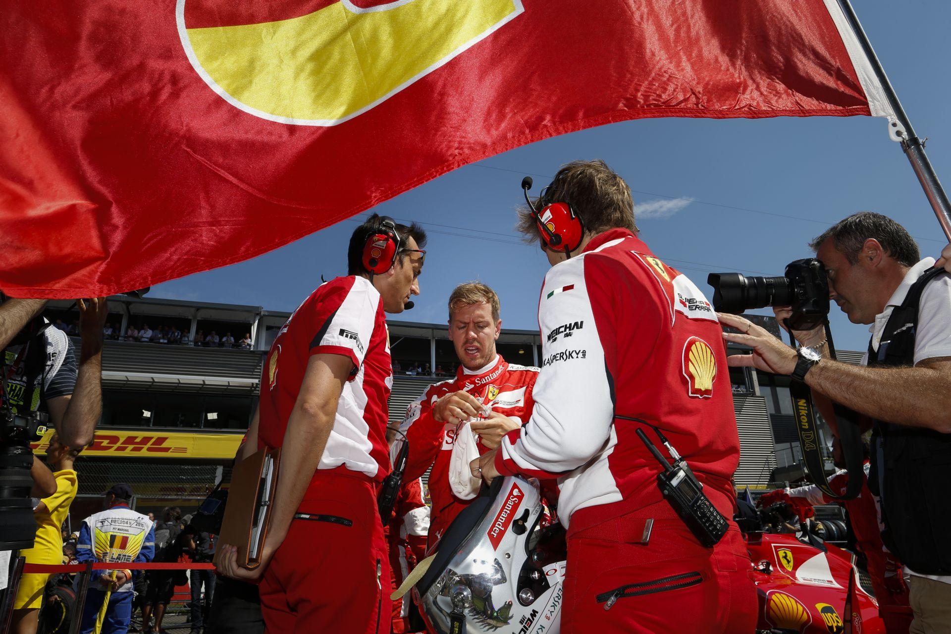 Stop-and-Go: Túl jó volt a Magyar Nagydíj, emiatt nem tudtuk igazán élvezni a belga futamot és nem a Ferrari nyert... Jaj!